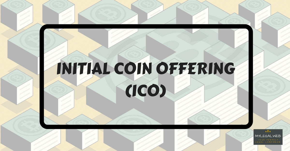 Regulated initial coin offering