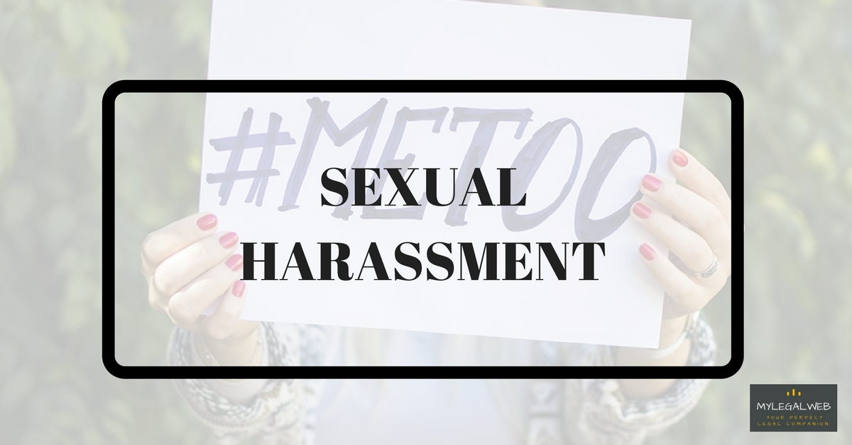 Harassment information sexual consider